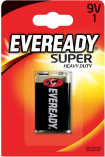 Батарейка EVEREADY SUPER HD 9V