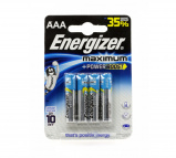 Батарейка ENERGIZER MAXIMUM AAA