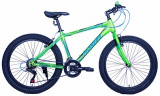 "Велосипед Pioneer Scout T 16,5"" green/black/blue"