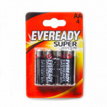 Батарейка EVEREADY SUPER HD AA