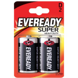 Батарейка EVEREADY SUPER HD D